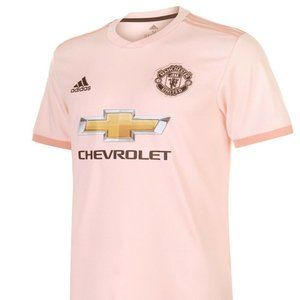 Manchester United Jersey 2018/19 Away Jersey Pink